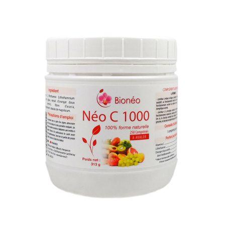 bio néo 250 gélules
